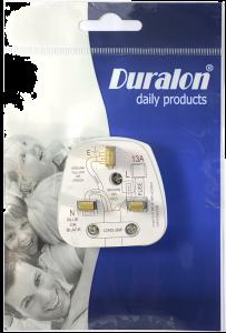 Duralon 13 Amp Plug