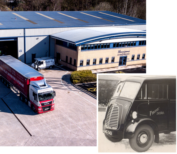 Harrisons Direct are award-winning specialists in wholesale distribution.