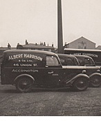 Harrisons Vehicles